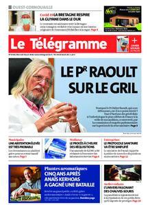 Le Télégramme Ouest Cornouaille – 24 juin 2020