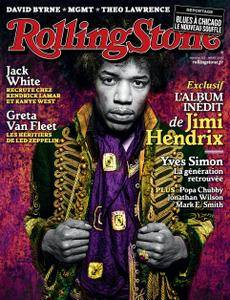 Rolling Stone France - mars 2018