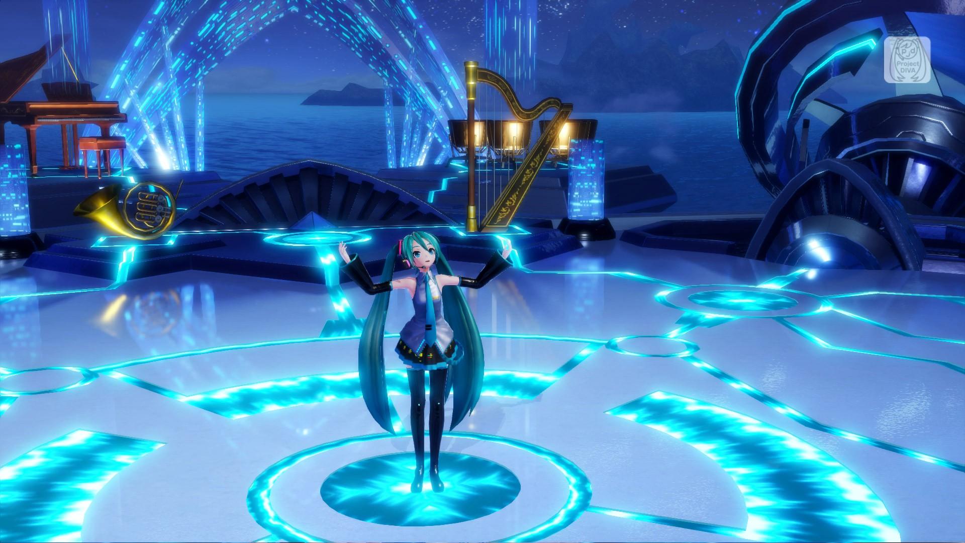 Hatsune Miku: Project DIVA X (2016)