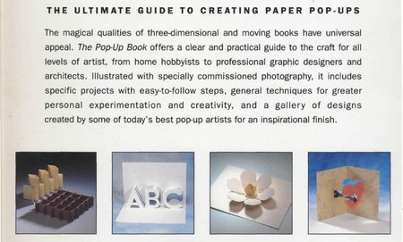 Paul Jackson - The Pop-Up Book: Step-by-Step Instructions for Creating Over 100 Original Paper Projects