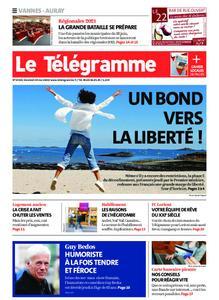 Le Télégramme Auray – 29 mai 2020
