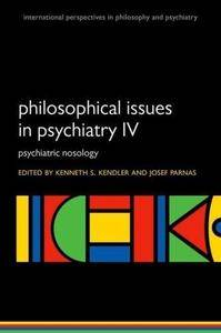 Philosophical Issues in Psychiatry IV: Psychiatric Nosology DSM-5