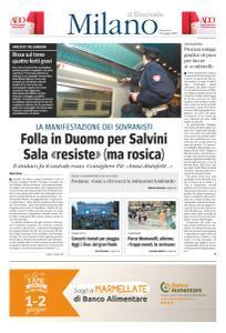 il Giornale Milano - 19 Maggio 2019