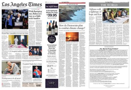 Los Angeles Times – March 02, 2020