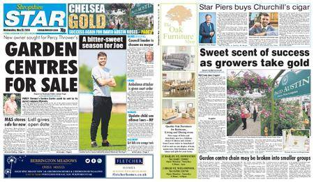 Shropshire Star Shrewsbury Edition – May 23, 2018