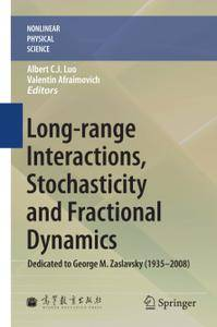 Long-range Interactions, Stochasticity and Fractional Dynamics (Repost)