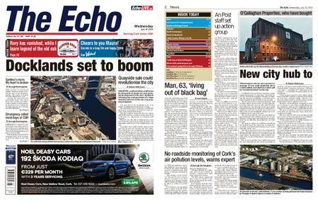 Evening Echo – July 10, 2019