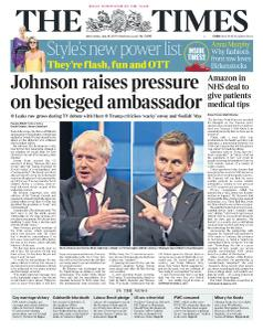 The Times - 10 July 2019
