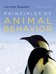 Principles of Animal Behavior, Third Edition (repost)