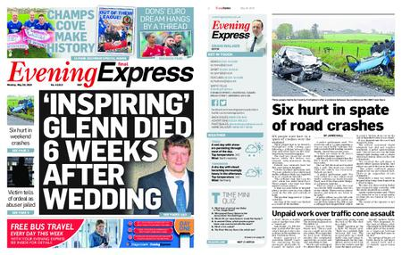 Evening Express – May 20, 2019
