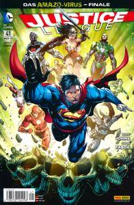 Justice League 41 Panini 2015 Drg