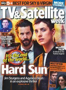 TV & Satellite Week - 21 December 2017