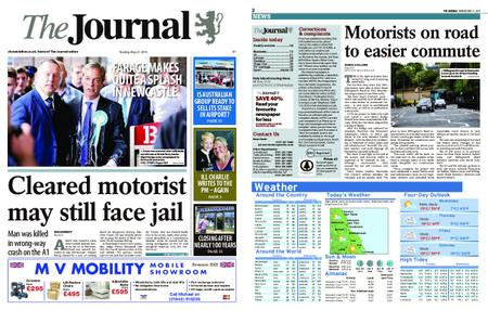 The Journal – May 21, 2019