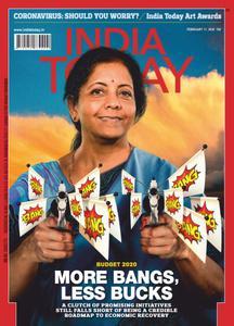 India Today - February 17, 2020