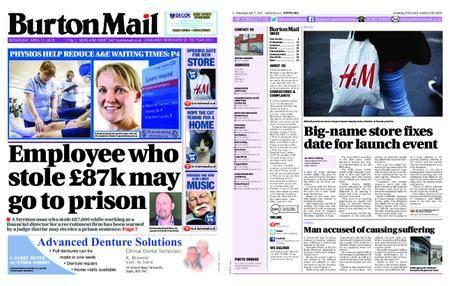 Burton Mail – April 11, 2018