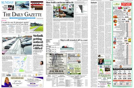 The Daily Gazette – November 17, 2019
