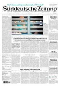 Sueddeutsche Zeitung vom 29.12.2009