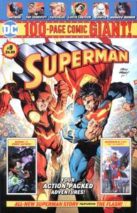 Superman-Up in the Sky-Part 7 2019, Superman Giant 9