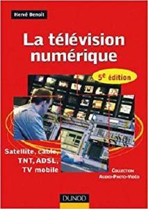 La télévision numérique : Satellite, câble, TNT, ADSL, TV mobile by Hervé Benoit