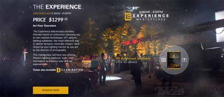 The Illumination Experience Cinematic Lighting Training (Full Course)