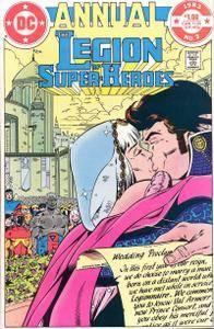 Legion of Super-Heroes Annual 002