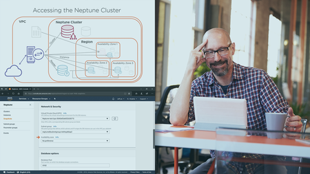 Managing a Graph Database with Amazon Neptune