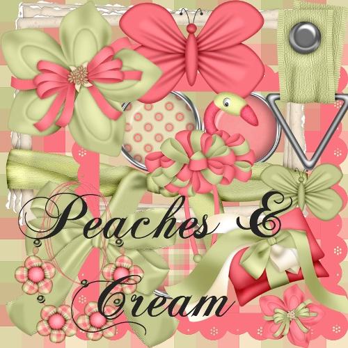 Scrap - Peaches & Cream