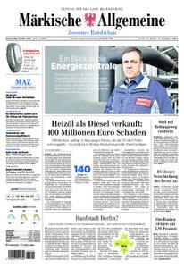 Märkische Allgemeine Zossener Rundschau - 21. März 2019
