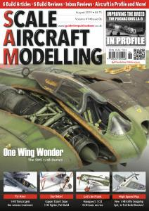 Scale Aircraft Modelling - Volume 41 Issue 6 - August 2019