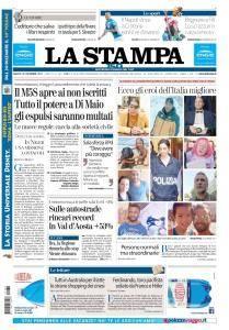 La Stampa Imperia e Sanremo - 30 Dicembre 2017