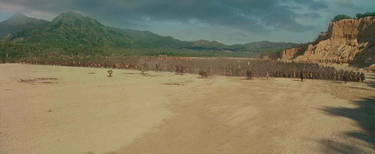 Troy (2004) Director's Cut