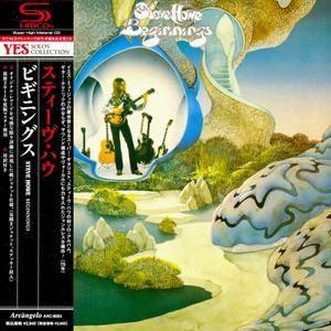 Steve Howe - Beginnings (1975) [Japan (mini LP) SHM-CD 2011]