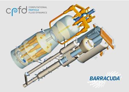 CPFD Barracuda VR 17.4.0