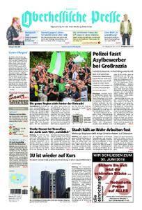 Oberhessische Presse Hinterland - 04. Mai 2018