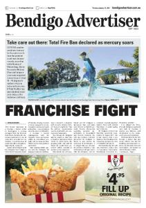 Bendigo Advertiser - January 15, 2019