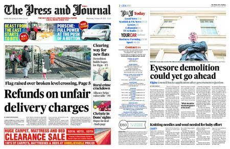 The Press and Journal Moray – February 28, 2018