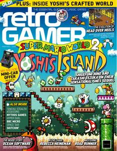 Retro Gamer UK - April 2019