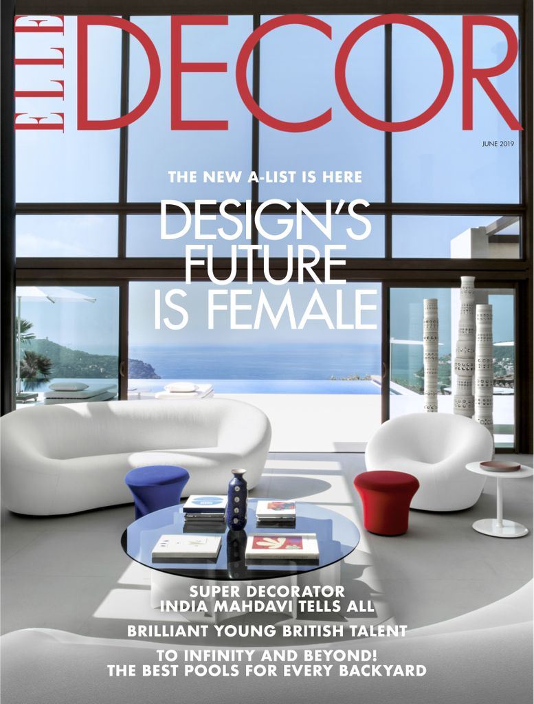 Elle Decor USA - June 2019