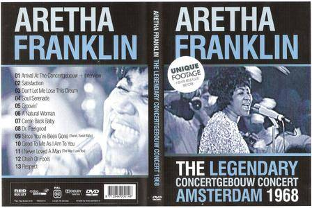 Aretha Franklin - The Legendary Concertgebouw Concert Amsterdam 1968 (2010)