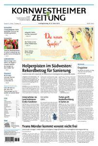 Kornwestheimer Zeitung - 20. Januar 2018