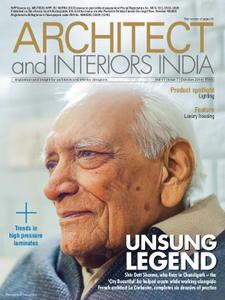 Architect and Interiors India – October 2019