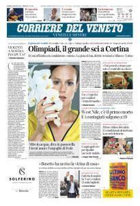 Corriere del Veneto Venezia e Mestre - 2 Agosto 2018