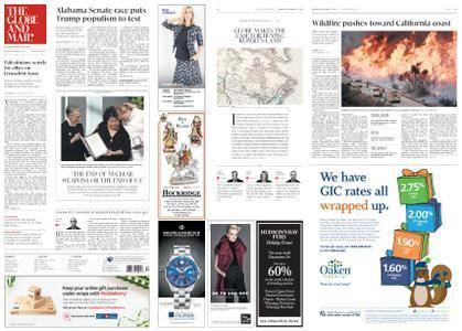 The Globe and Mail – December 11, 2017
