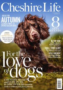 Cheshire Life – October 2019