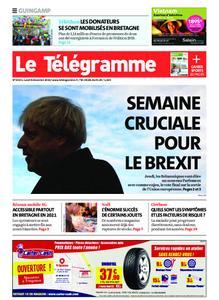 Le Télégramme Guingamp – 09 décembre 2019