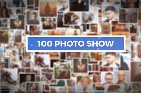 CM - 100 Photo Show (After Effect) 1172921
