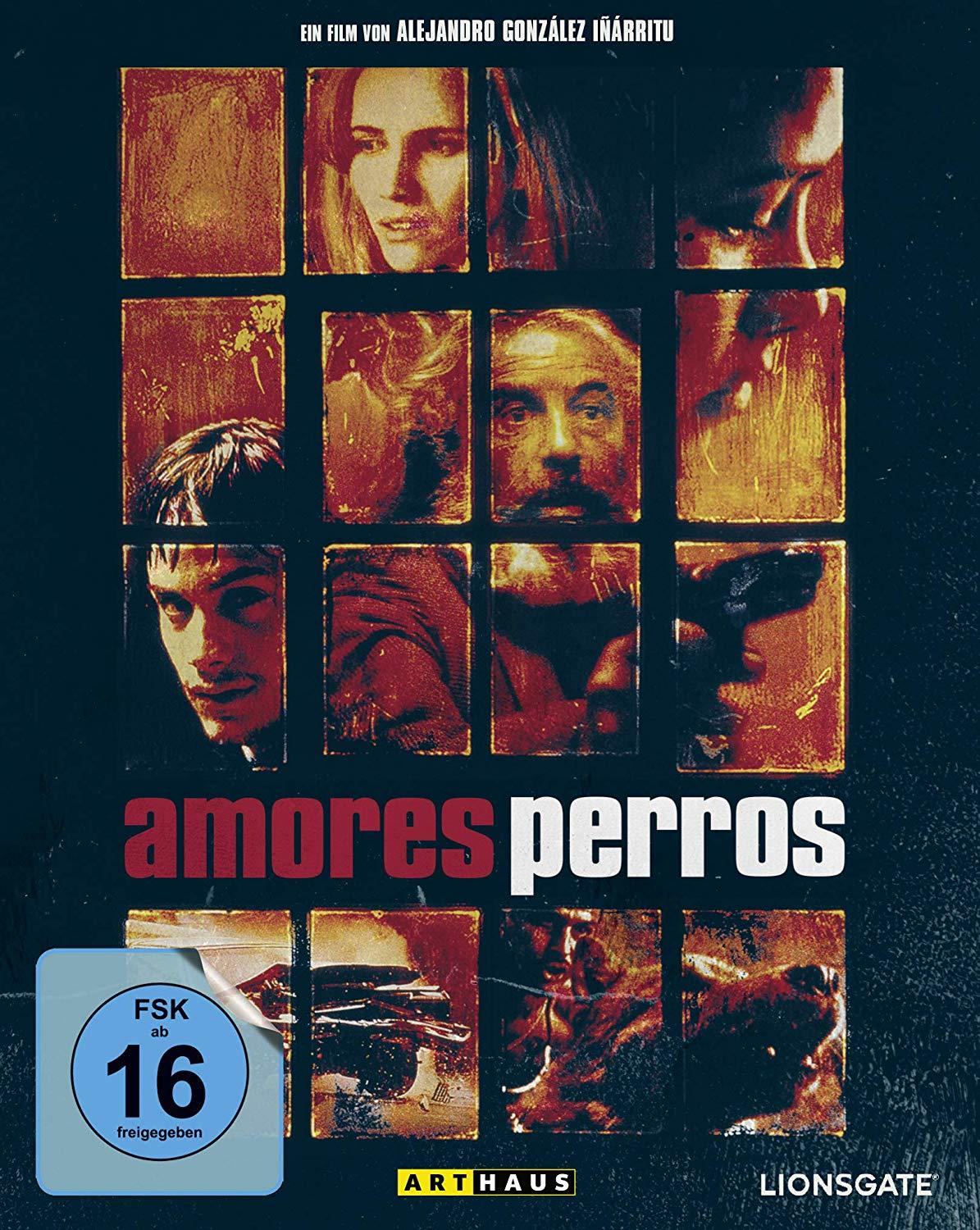 Amores Perros 2000 amores perros (2000) / avaxhome
