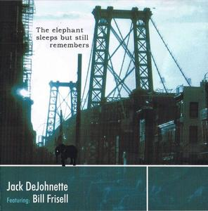 Jack DeJohnette feat. Bill Frisell - The Elephant Sleeps But Still Remembers (2006) {Golden Beams}