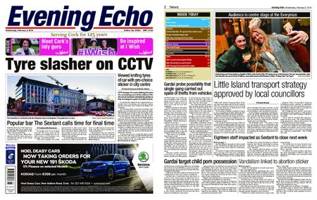 Evening Echo – February 06, 2019