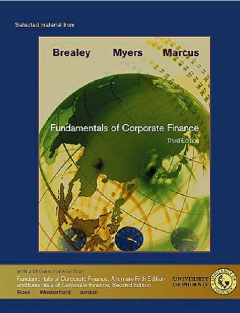 Fundamentals of Corporate Finance (repost)